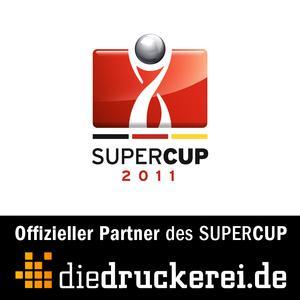 Onlineprinters GmbH sponsors DFL Supercup 2011 © DFL