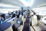 Business Class Kabine Bamboo Airways' Boeing 787-9 Dreamliner