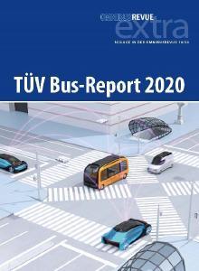 TÜV SÜD: Busse sorgen für sichere Mobilität - heute und morgen