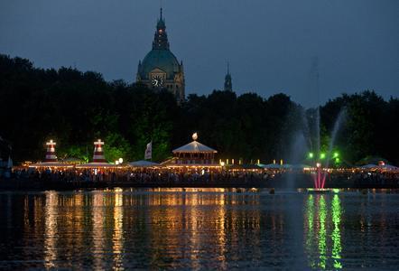 Hannover bricht den Expo-Rekord: Der Tourismus in Hannover war im Jahr 2011 so stark wie nie zuvor