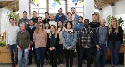 Die Orientierungswoche bietet den neuen internationalen Studierenden einen idealenin Semestereinstieg (Foto: Dorothea Hoppe-Dörwald)