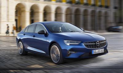 Unter vollen Segeln: Opel erweitert Antriebsangebot für Flaggschiff Insignia