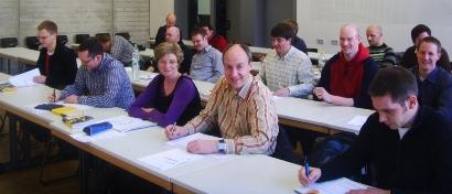 Infoveranstaltungen zum MBA für Ingenieure und Naturwissenschaftler mit Berufserfahrung