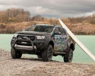 delta4x4s Ford Ranger - Big, Beefy and Beautiful!