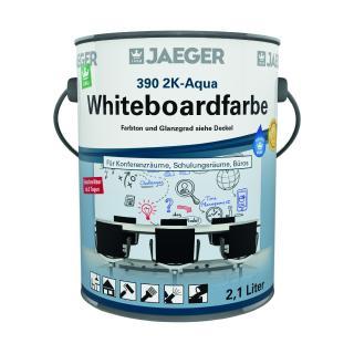Gebinde 390 Whiteboardfarbe 2,1l