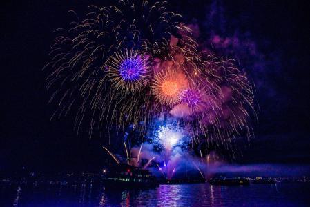 Feuerwerk / Bildnachweis: MTK Chris Danneffel
