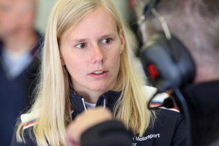 BMW Motorsport Juniorin Beitske Visser, VLN, Nürburgring