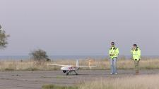 DGzRS successfully tests unmanned aircraft system over the Baltic Sea to support maritime search and rescue