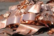 Kupferschrott ist zu 100 Prozent recycelbar
