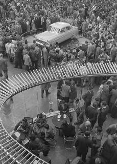 1955 Opel IAA Frankfurt