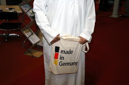 Made in Germany kommt an. Kuwait setzt auf neue Geschäftskontakte.