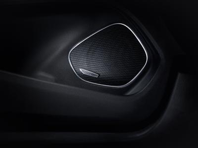 Das hört sich gut an: Klanggenuss in Reinform gibt's im Opel Grandland X Ultimate mit dem Denon-Premium-Sound-System