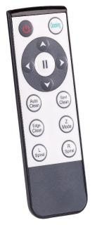Sichler Haushaltsgeräte Ultraflacher Reinigungs- & Staubsauger-Roboter PCR-2300, 120 Min. Akku-Laufzeit