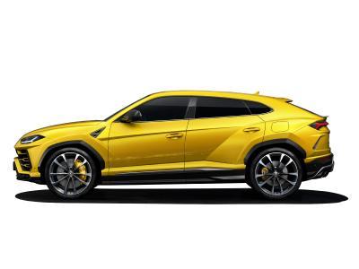 Für den neuen Lamborghini Urus entwickelte Pirelli sechs unterschiedliche OE-Reifen