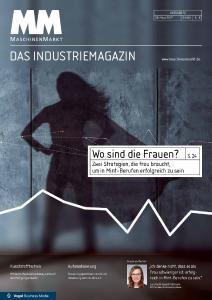 """Fachmedium """"MM MaschinenMarkt"""" fragt, was Frauen für den Erfolg in MINT-Berufen brauchen / Foto: VBM/MM Maschinenmarkt"""
