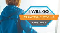 Logo des Strategieplans der Siebenten-Tags-Adventisten 2020-2025  © Foto: Adventist Review