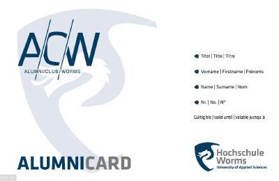 AlumniCard