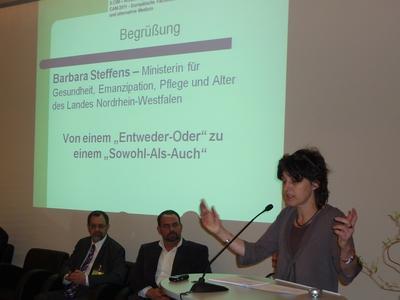 Eröffnungsrede Barbara Steffens