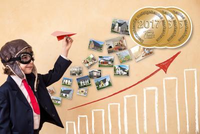Auch das Jahr 2017 war für Town & Country Haus erneut ein Rekordjahr, Foto: Town & Country Haus Lizenzgeber GmbH