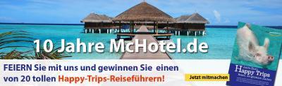 10 Jahre McHotel.de