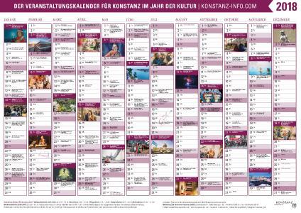 Konstanzer Eventkalender 2018
