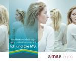 Cover der AMSEL-Broschüre 'Ich und die MS.'
