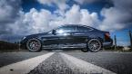 "Barracuda Racing Wheels Europe: Mercedes C 63 AMG (C204) on lightweight Barracuda 19"" wheels"