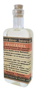 Das weltweit geschätzte Ballistol Universalöl feiert in diesem Jahr 115. Geburtstag! Dazu wurde das Produkt für eine limitierte Auflage an die originale Glasflasche weitgehend angepasst.