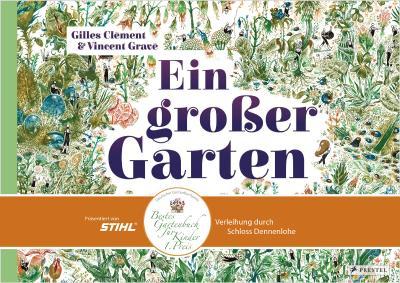 1. Platz Gartenbuch für Kinder