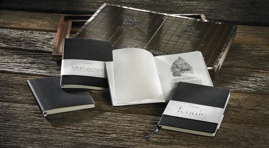 Finest writing papers from the oldest German artist paper manufacturer in Hahnemühle FineNotes notebooks