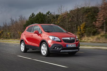 SUV-Besteller: Der Opel Mokka wurde bereits 500.000 mal bestellt