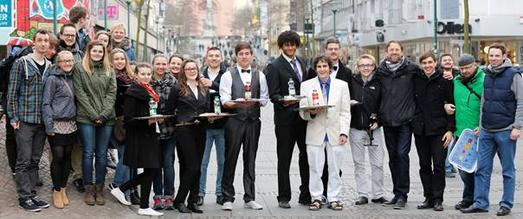 Golbal Youth Day in Darmstadt - Foto: aj-marienhoehe_Alex Neguschanu