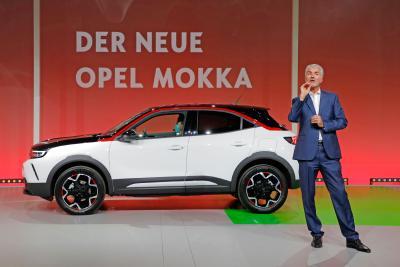 Opel Mokka Vorstellung / Opel Automobile GmbH