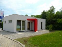 """Eingeschossiges Musterhaus """"Residenz"""" (Bilder: Rubner Haus)"""