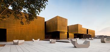 Preisträger des diesjährigen Copper in Architecture Awards: Plattform für Kunst und Kreativität