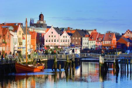 Hafenstadt Husum, Foto Oliver Franke