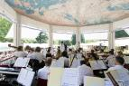 Open Air-Konzert im Musikpavillon