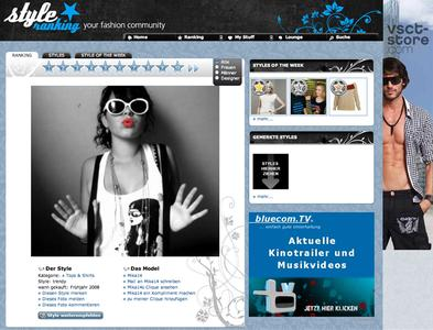 styleranking - your fashion community