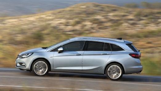Bestseller: Der Opel Astra hat sich im Verlauf des Jahres bereits 60.000 Mal verkauft