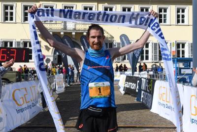 GELITA Trail Marathon 2020 / Foto: PIX Sportfotos