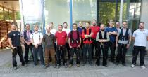 Die neuen Berliner Dachdeckermeister