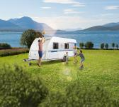 Equipment with added value: caravans with a price advantage of up to €6,759