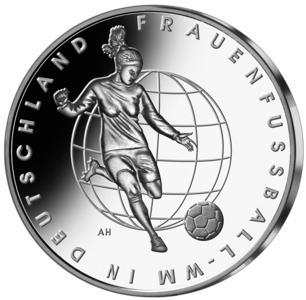 Deutsche 10 Euro Münzen Im Umbruch Silber Nur Noch In Höchster