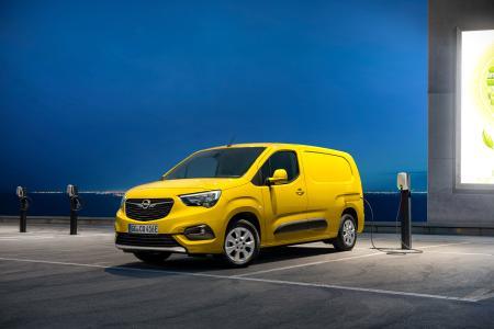 E-Mobilität ohne Kompromisse: Der neue Opel Combo-e Cargo