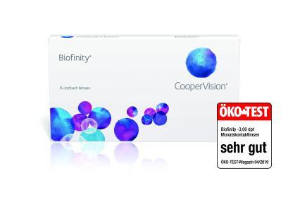 Biofinity ÖKO-TEST