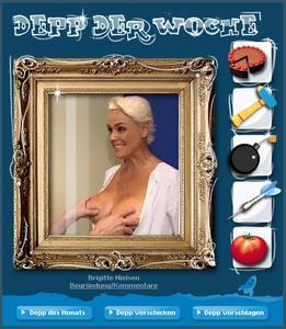 Brigitte Nielsen bei 5stargames.de