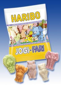 HARIBO JOGI-FARI: Tierischer Joghurt-Spaß für kleine Entdecker!