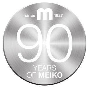 Meiko-Logo zum 90jährigen Jubiläum