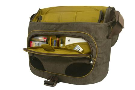 """External zip pocket with Down Touch travel organiser/Outside: 49x36x19 cm Fits 12"""", 13"""", 14"""" and 15"""" laptops,cable, accessories, books, jumpers, pens and the Down Touch travel Organiser"""