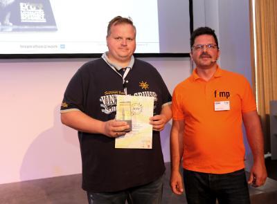"""Erik Bouma, Printline GmbH - Preisträger in der Kategorie """"Broschüren, Akzidenzen"""""""